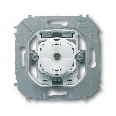 Выключатель двухклавишный ABB Impuls 10A 250V с подсветкой 2CKA001012A2111