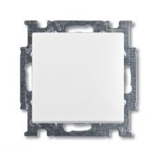 Выключатель одноклавишный ABB Basic55 10A 250V альпийский белый 2CKA001012A2139