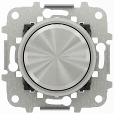 Диммер поворотный для LED ABB Sky Moon хром 2CLA866020A1401