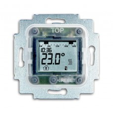 Термостат для пола ABB BJE 16A 250V с таймером 2CKA001032A0509