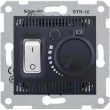 Термостат теплого пола Schneider Electric Sedna 10A 230V SDN6000370