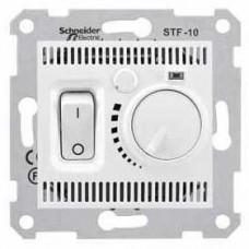 Термостат теплого пола Schneider Electric Sedna 10A 230V SDN6000321