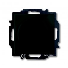 Диммер Busch-Dimmer ABB Basic55 chateau-черный 2CKA006515A0846