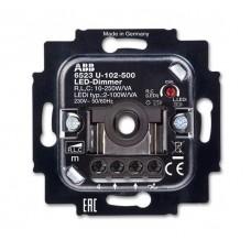 Диммер поворотный LED ABB BJE 100W 2CKA006512A0335