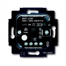 Диммер поворотный для л/н г/л ABB BJE 400W 2CKA006517A0018