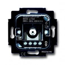 Диммер поворотный для л/н г/л ABB BJE 420W 2CKA006513A0586