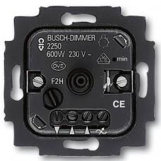 Диммер поворотный для л/н ABB BJE 600W 2CKA006515A0840