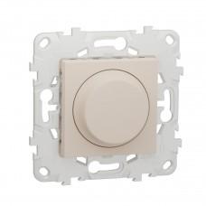 Диммер поворотно-нажимной Schneider Electric Unica New NU551444