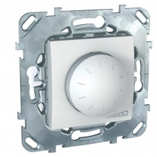 Диммер поворотный Schneider Electric Unica для ламп накаливания и галогенных 40-400W MGU5.511.18ZD