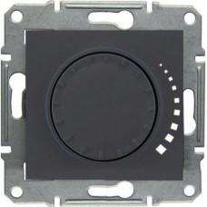 Диммер поворотный емкостный проходной Schneider Electric Sedna 60-500W SDN2200570