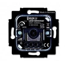 Диммер клавишный LED ABB BJE 100W 2CKA006512A0323