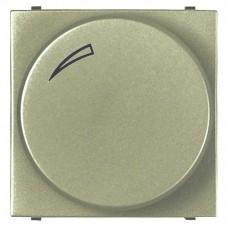 Диммер поворотный ABB Zenit шампань N2260.2 CV