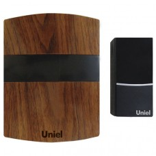Звонок беспроводной (03605) Uniel UDB-001W-R1T1-32S-100M-MB