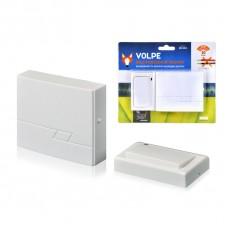 Звонок беспроводной (11013) Volpe UDB-Q020 W-R1T1-16S-30M-WH