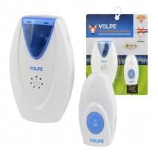 Звонок беспроводной (UL-00002404) Volpe UDB-Q028 W-R1T1-16S-80M-WH