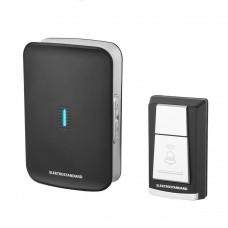 Звонок беспроводной Elektrostandard DBQ19M WL 36M IP44 черный 4690389144882