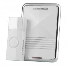 Звонок беспроводной Elektrostandard DBQ01M WL 36M IP44 белый 4690389031182