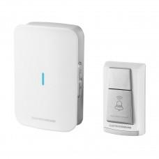 Звонок беспроводной Elektrostandard DBQ19M WL 36M IP44 белый 4690389140167