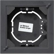 Рамка для открытого монтажа Gira System 55 антрацит 021928