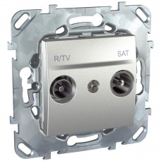 Розетка R-TV/SAT Schneider Electric Unica MGU5.454.30ZD