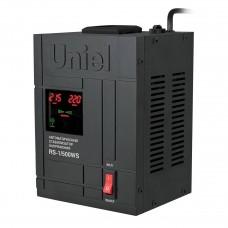 Стабилизатор напряжения Uniel (07378) 500ВА RS-1/500WS