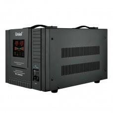 Стабилизатор напряжения Uniel (09502) 8000ВА RS-1/8000LS