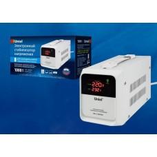 Стабилизатор напряжения для холодильника Uniel (UL-00003601) 1000ВА RS-1/1000LR