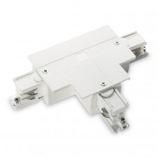 Коннектор T-образный левый Ideal Lux Link Trim T-Connector Left White
