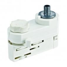 Адаптер для трехфазного шинопровода (09787) Uniel UBX-A61 White