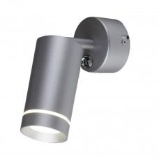 Светодиодный спот Elektrostandard Glory SW MRL LED 1005 серебро 4690389136573
