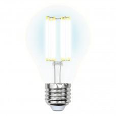 Лампа светодиодная Volpe филаментная (UL-00005898) E27 23W 4000K прозрачная LED-A70-23W/4000K/E27/CL PLS02WH