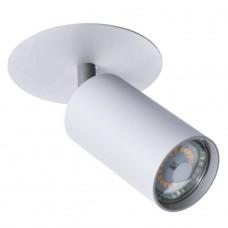 Встраиваемый спот Arte Lamp Cefeo A3214PL-1GY