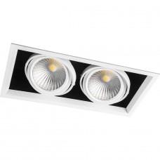 Встраиваемый светодиодный светильник Feron AL212 29780