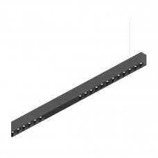 Подвесной светодиодный светильник Ideal Lux Draft On/Off 3000K Black
