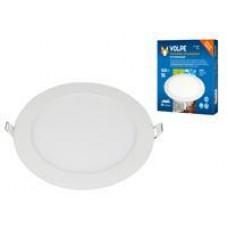 Встраиваемый светодиодный светильник (UL-00004665) Volpe ULM-Q236 18W/6500K WHITE