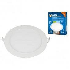 Встраиваемый светодиодный светильник (UL-00004662) Volpe ULM-Q236 12W/4000K WHITE