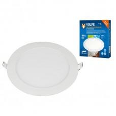 Встраиваемый светодиодный светильник (UL-00004667) Volpe ULM-Q236 22W/6500K WHITE