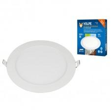 Встраиваемый светодиодный светильник (UL-00004664) Volpe ULM-Q236 18W/4000K WHITE