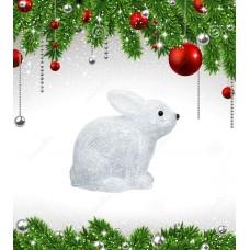 Фигурка светодиодная «Кролик» 24x27см (09561) ULD-M2724-032/STA