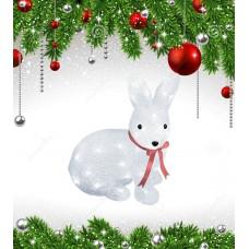 Фигурка светодиодная «Кролик» 32x27см (11032) ULD-M2732-040/STA