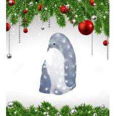 Фигурка светодиодная «Семья пингвинов» 39x25см (11035) ULD-M2539-070/STA