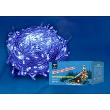 Светодиодная гирлянда (UL-00005254) Uniel 220V синий ULD-S0700-060/DTA Blue IP20