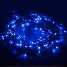 Новогодняя гирлянда Eurosvet Нить 10м 100LED голубой 400-002
