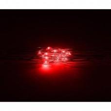 Светодиодная гирлянда Horoz Montana 10м 100LED красная без мерцания 080-001-0004