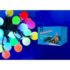 Светодиодная гирлянда (UL-00005470) Uniel Радуга-1 220V разноцветный ULD-S0500-030/DGA RGB IP20 Rainbow-1