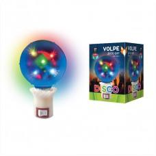 Светодиодный светильник-проектор (UL-00002762) Volpe Disko ULI-Q309 1,5W/RGB