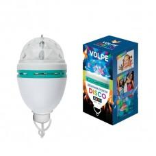 Светодиодный светильник-проектор (UL-00000298) ULI-Q303 2,5W/RGB WHITE