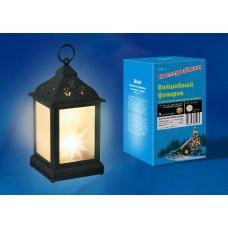 Переносной светодиодный фонарь Uniel (UL-00002312) 110х220 ULD-L1122-009/TTB/WW/3D Black