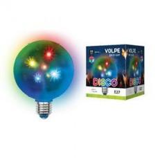 Светодиодный светильник-проектор (UL-00002763) Volpe Disko ULI-Q310 1,5W/RGB/Е27