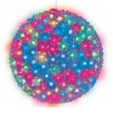 Подвесной светильник «Шар с цветами сакуры» d=27см (09577) ULD-H2727-300/DTA RGB IP20